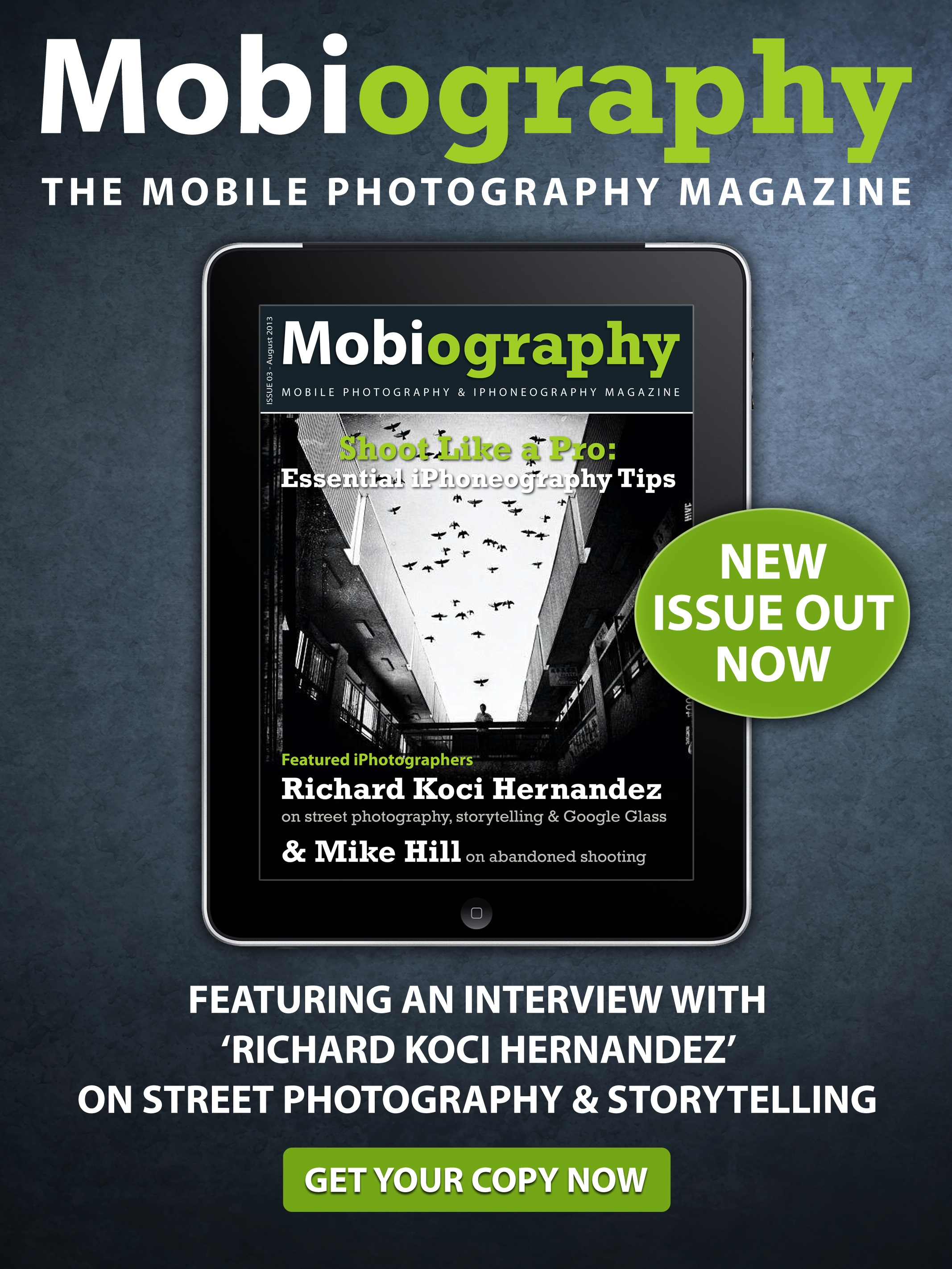 Mobiography for mobile photography