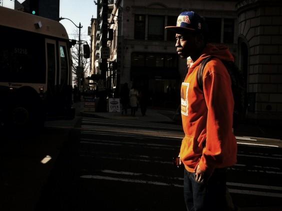 Orange by Brad Puet